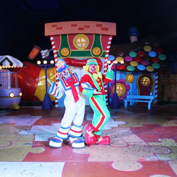 Patati e Patatá e Aventuras de Big e Kid animam o mês das crianças