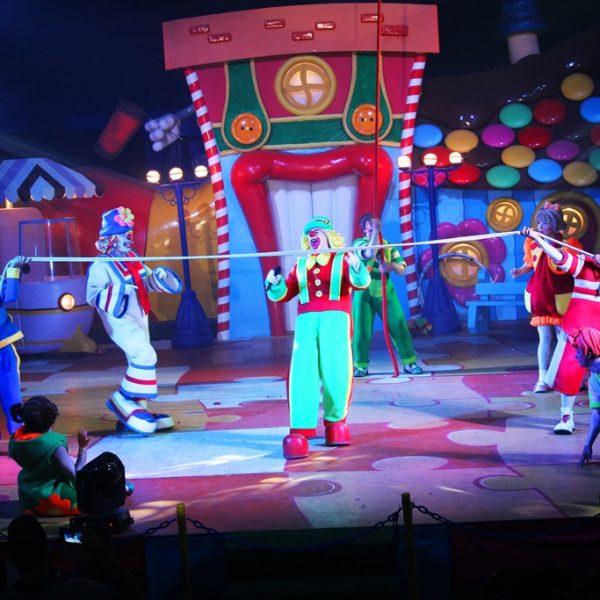 """""""Parque Patati Circo Show"""" apresenta espetáculos no próximo fim de semana"""