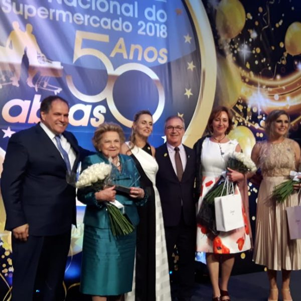 Dona Hiltrudes Pereira é a mulher mais inspiradora do varejo brasileiro