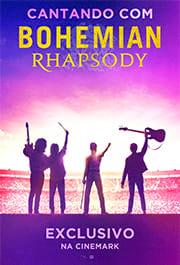 """Fox Film estreia versão de """"Bohemian Rhapsody"""" para o público cantar junto"""