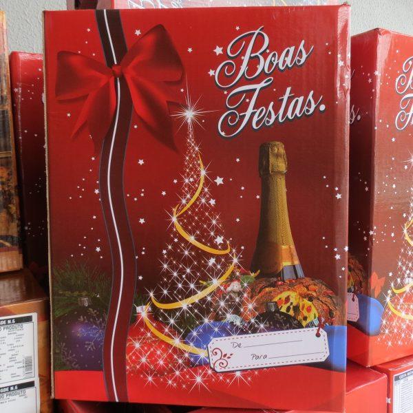 Atacadistas oferecem opções para o Natal