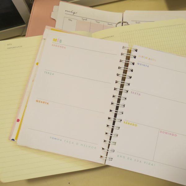 Consultora dá dicas para quem quer organizar o dia a dia