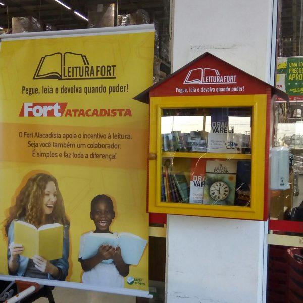Projeto incentiva leitura em Campo Grande