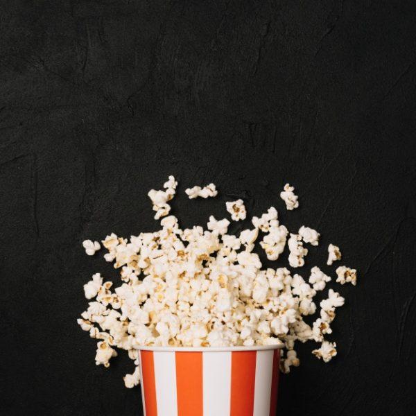 Cinemark celebra o Dia da Pipoca com promoção na loja oficial para quem é fã do snack mais querido do cinema