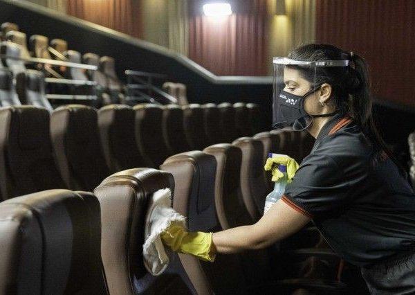Cinemark retoma sessões no Shopping Campo Grande nesta terça-feira (27)