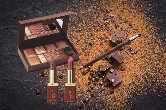 O Boticário une duas paixões, maquiagem e chocolate, em edição limitada para o lançamento de Make B. Cocoa