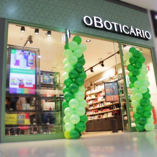 Campo Grande ganha loja ânfora do Boticário